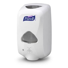 Purell TFX touch free dispenser