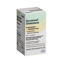 Accutrend cholesteroltesten (25st.)