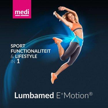 medi Lumbamed E+Motion rugbrace