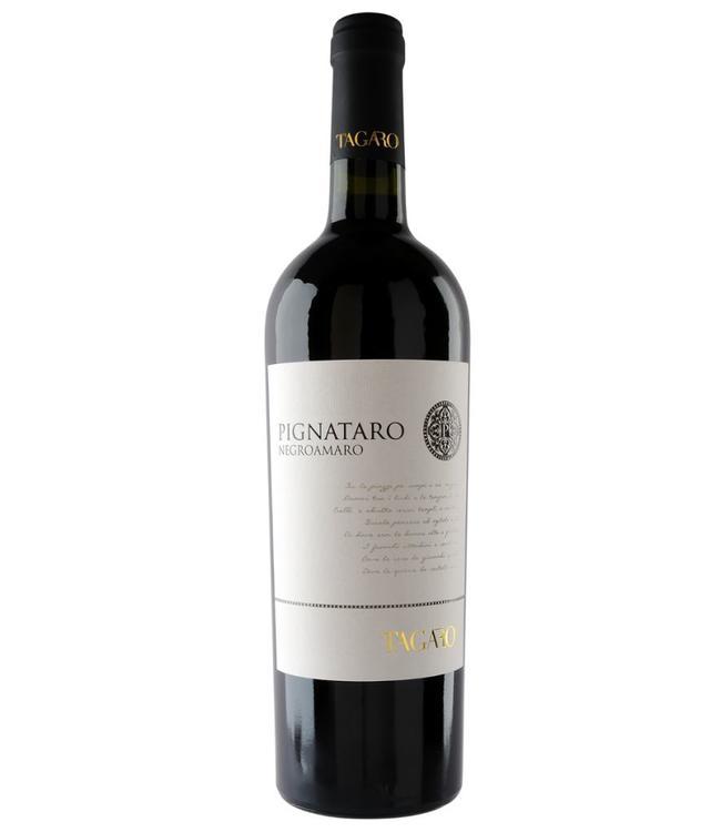 Tagaro Pignataro Negroamaro 0,750L Rood