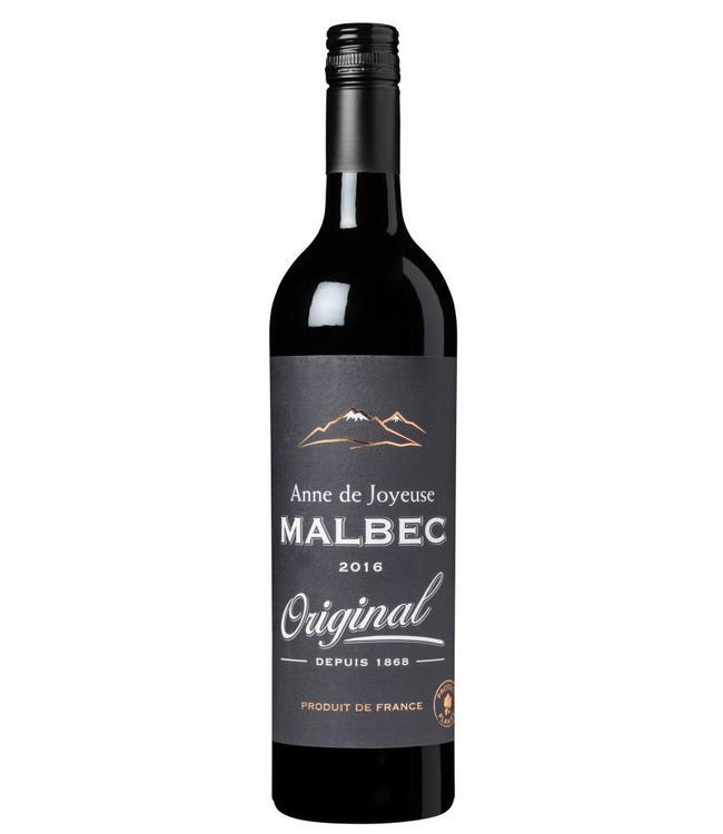 Anne de Joyeuse Malbec Original 0,750L Rood