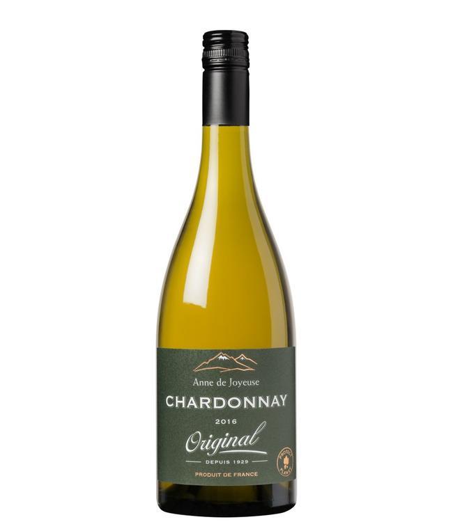 Anne de Joyeuse Chardonnay Original 0,750L Wit