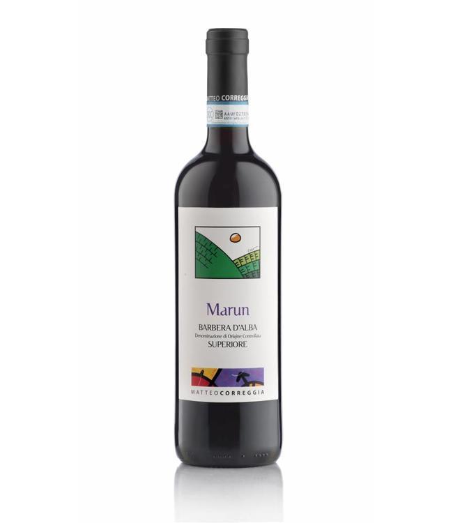 Matteo Correggia Barbera D'Alba Marun 0,750L Rood
