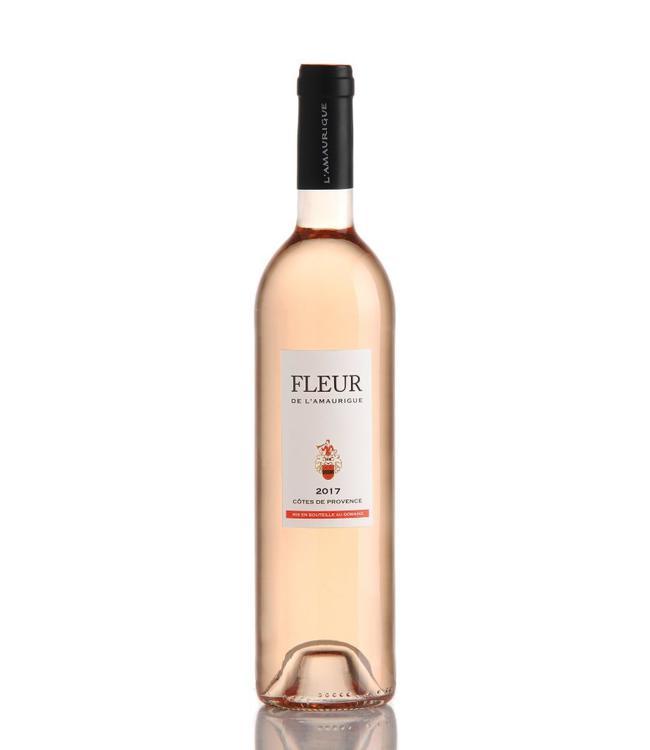 Domaine de l'Amaurigue Fleur de L'Amaurigue 0,750L Rosé