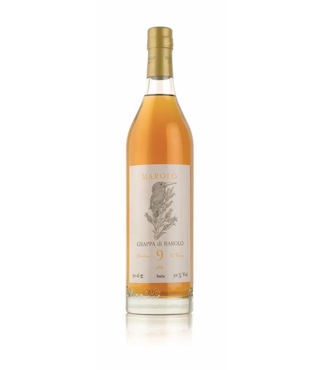 Marolo Distilleria Grappa di Barolo 9Y 0,700L