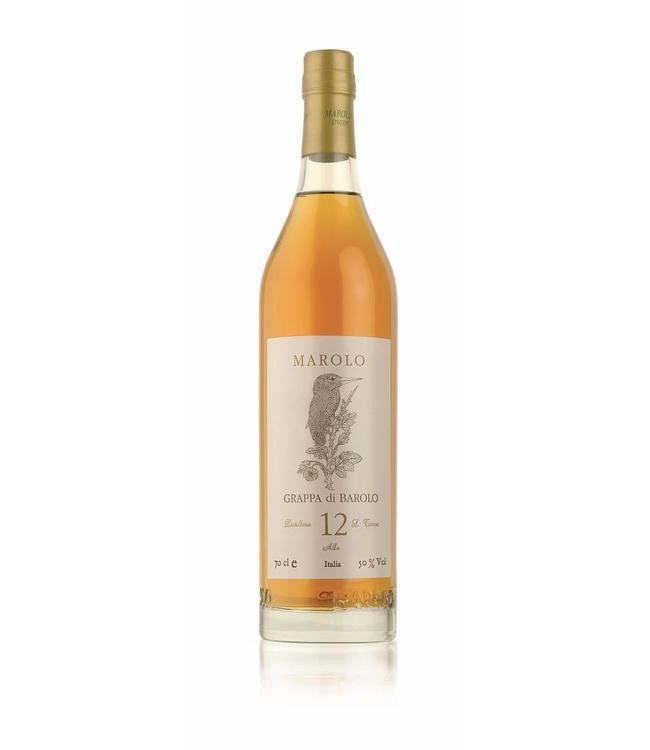Marolo Distilleria Grappa di Barolo 12Y 0,700L