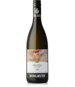 Weingut Wohlmuth Pinot Gris Ried Gola 0,750L Wit