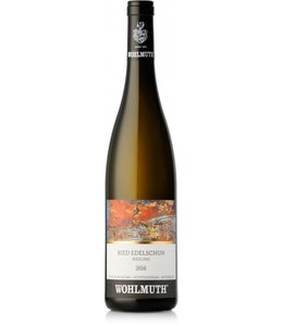 Wohlmuth Riesling Ried Edelschuh 0,750L Wit