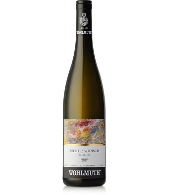 Wohlmuth Riesling Ried Dr. Wunsch 0,750L Wit