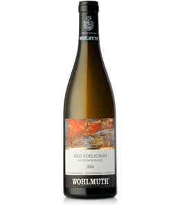Wohlmuth Sauvignon Blanc Ried Edelschuh 0,750L Wit