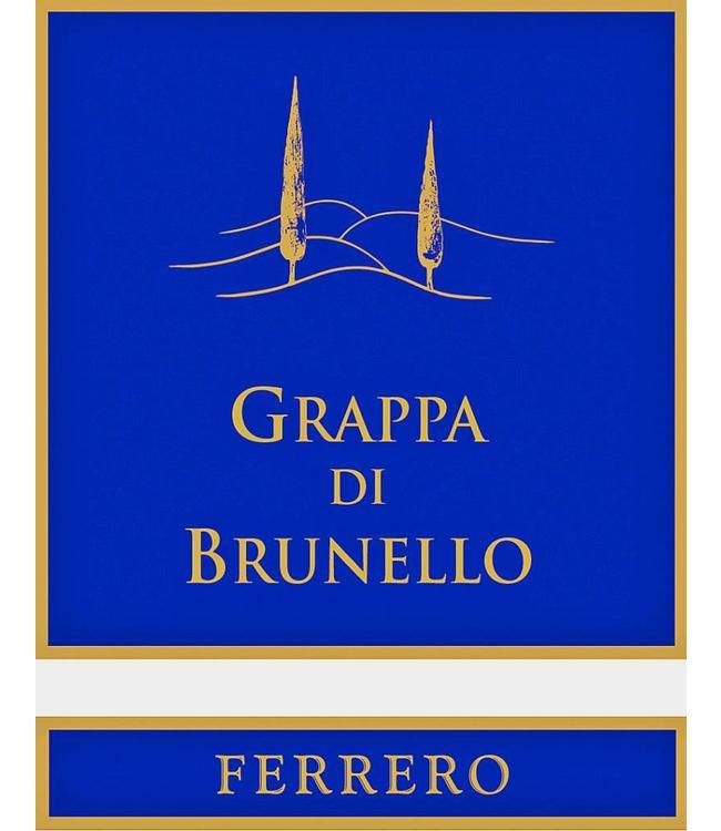 Claudia Ferrero  Grappa Di Brunello Di Montalcino 0,500L