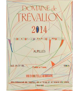 Domaine De Trévallon 0,750L Rood