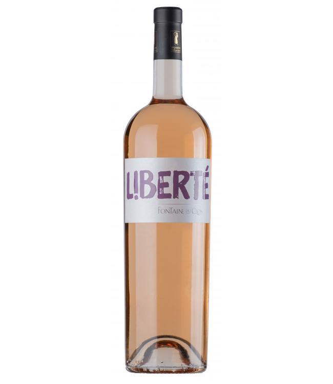 Fontaine du Clos Liberté 1,500L Rosé