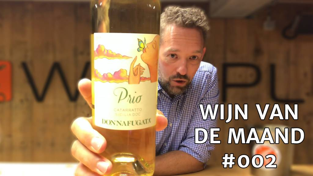 Wijn Van De Maand #002 (Augustus) - Donnafugata Prio Catarratto