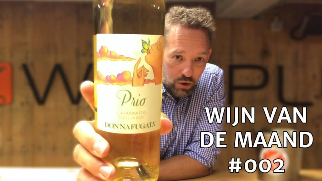 Wijn van de maand #002 - Augustus