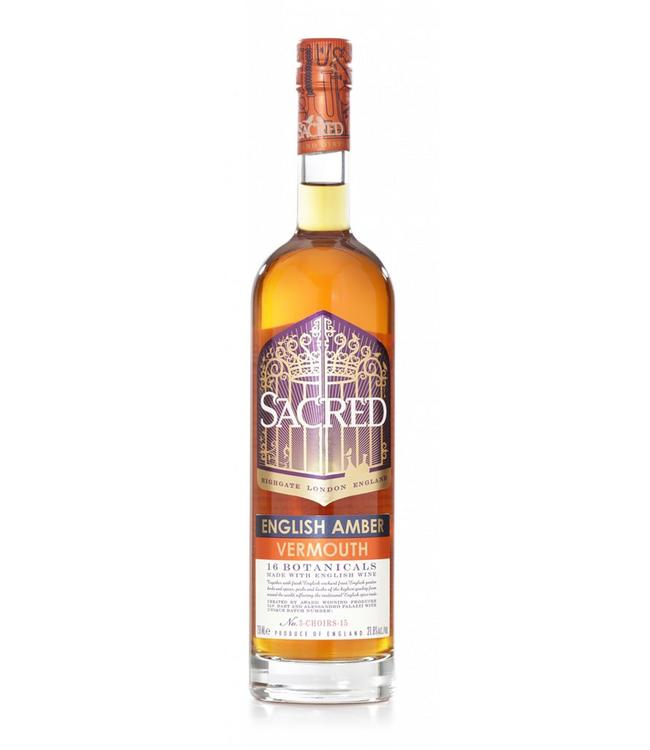 Sacred Spirits Company Amber Vermouth 0,750L