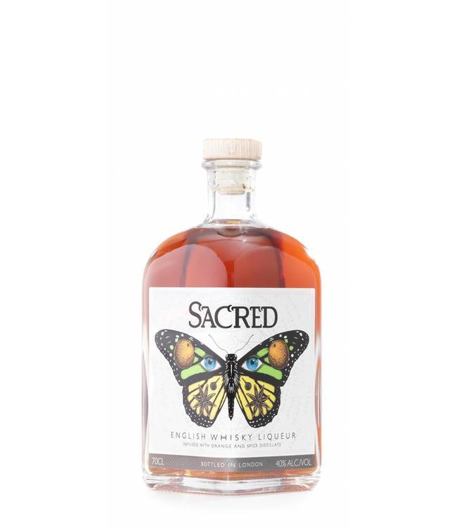 Sacred Spirits Company Whisky Liqueur 0,700L