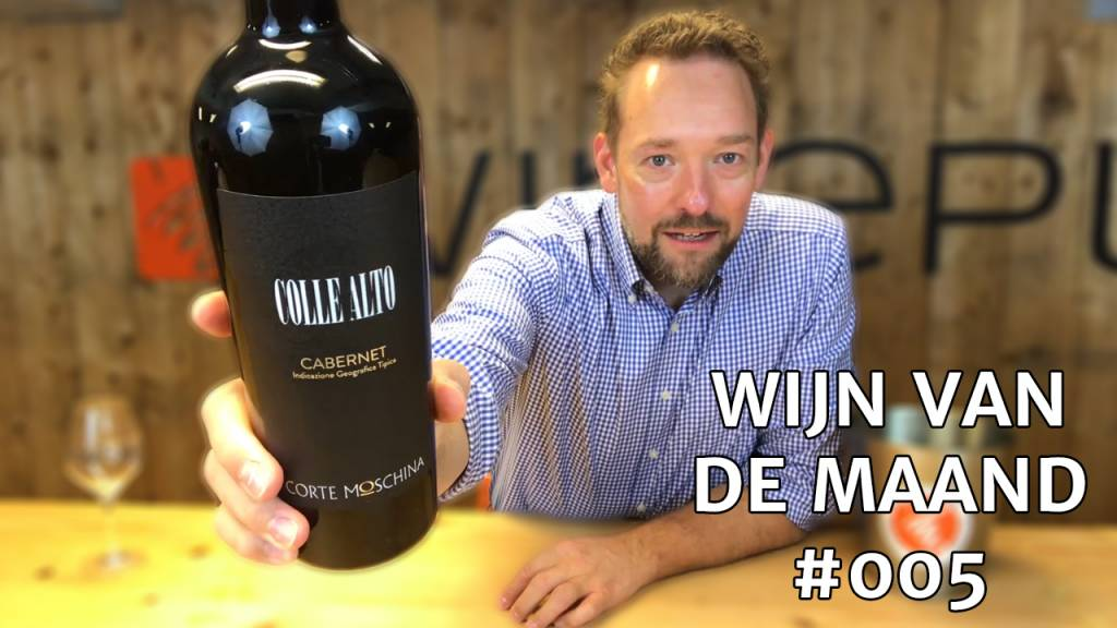 Wijn Van De Maand #005 (November) - Corte Moschina Colle Alto Rood