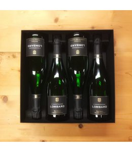 Lombard Gift Box Set Grand Cru Villages