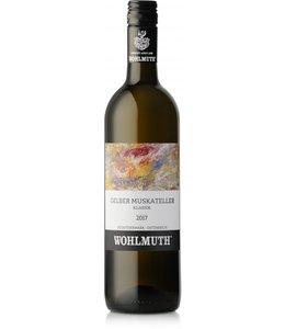 Weingut Wohlmuth Gelber Muskateller Klassik 0,750L Wit