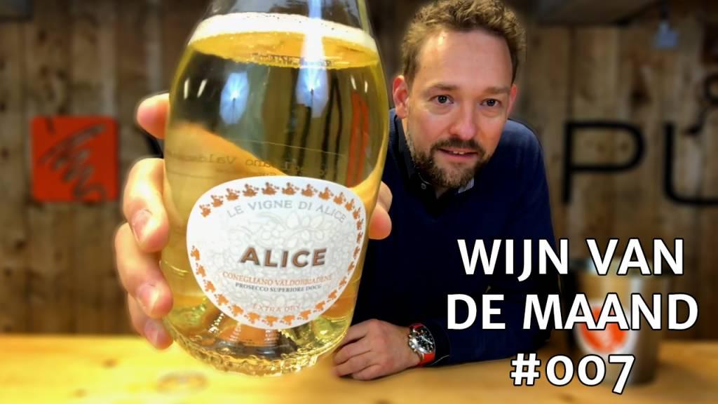 Wijn Van De Maand #007 (Januari) - Le Vigne Di Alice Extra Dry