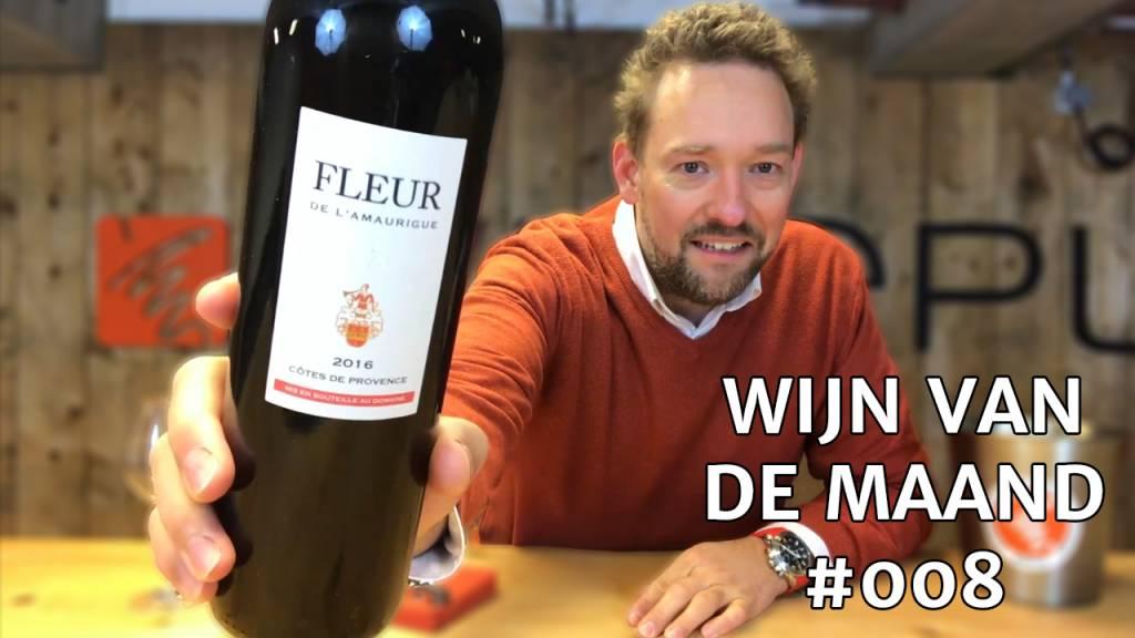 Wijn Van De Maand #008 (Februari) - Fleur De L'Amaurigue
