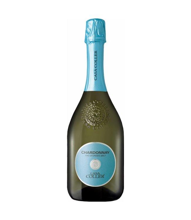 Cantine Pirovano Casa Coller Brut Chardonnay 0,750L Mousserend