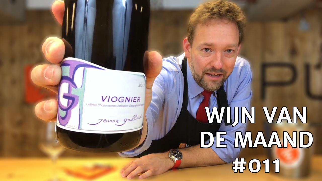 Wijn Van De Maand #011 (Mei) - Domaines Pierre Gaillard Viognier Wit