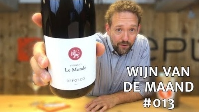 Wijn Van De Maand #13 (Juli) - Le Monde Refosco Rood