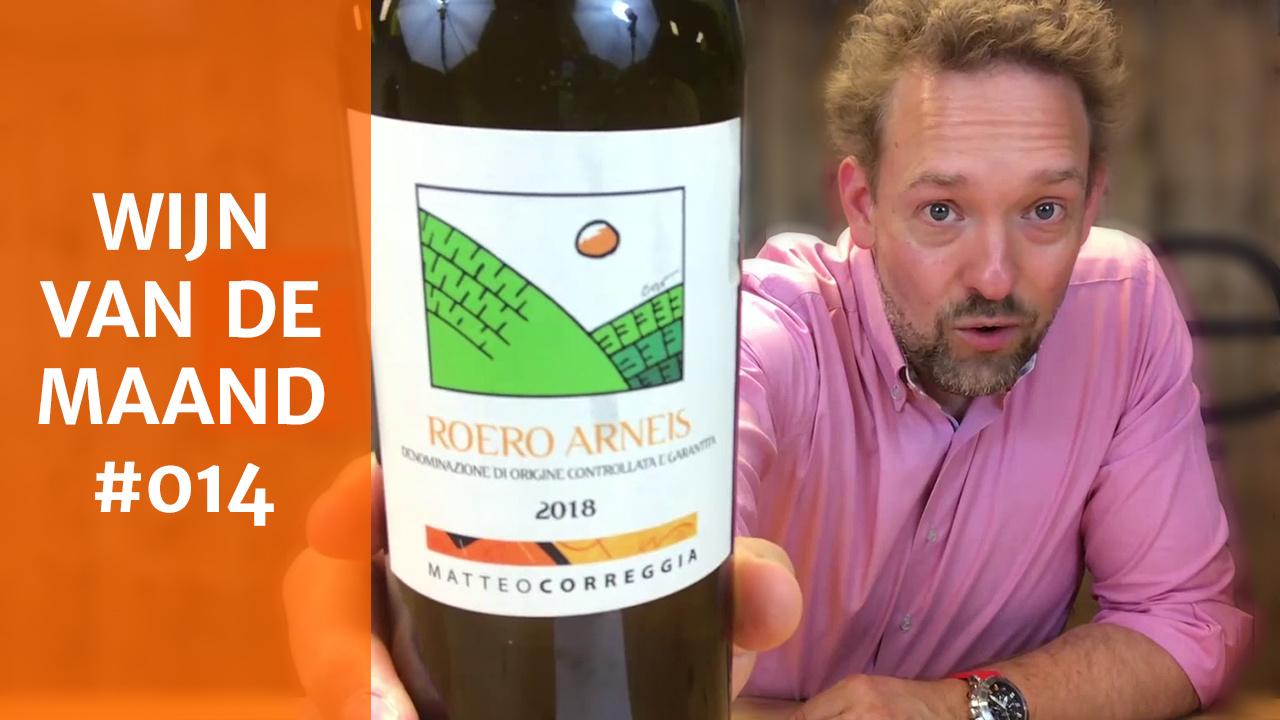 Wijn Van De Maand #014 (Augustus) - Matteo Correggia Roero Arneis