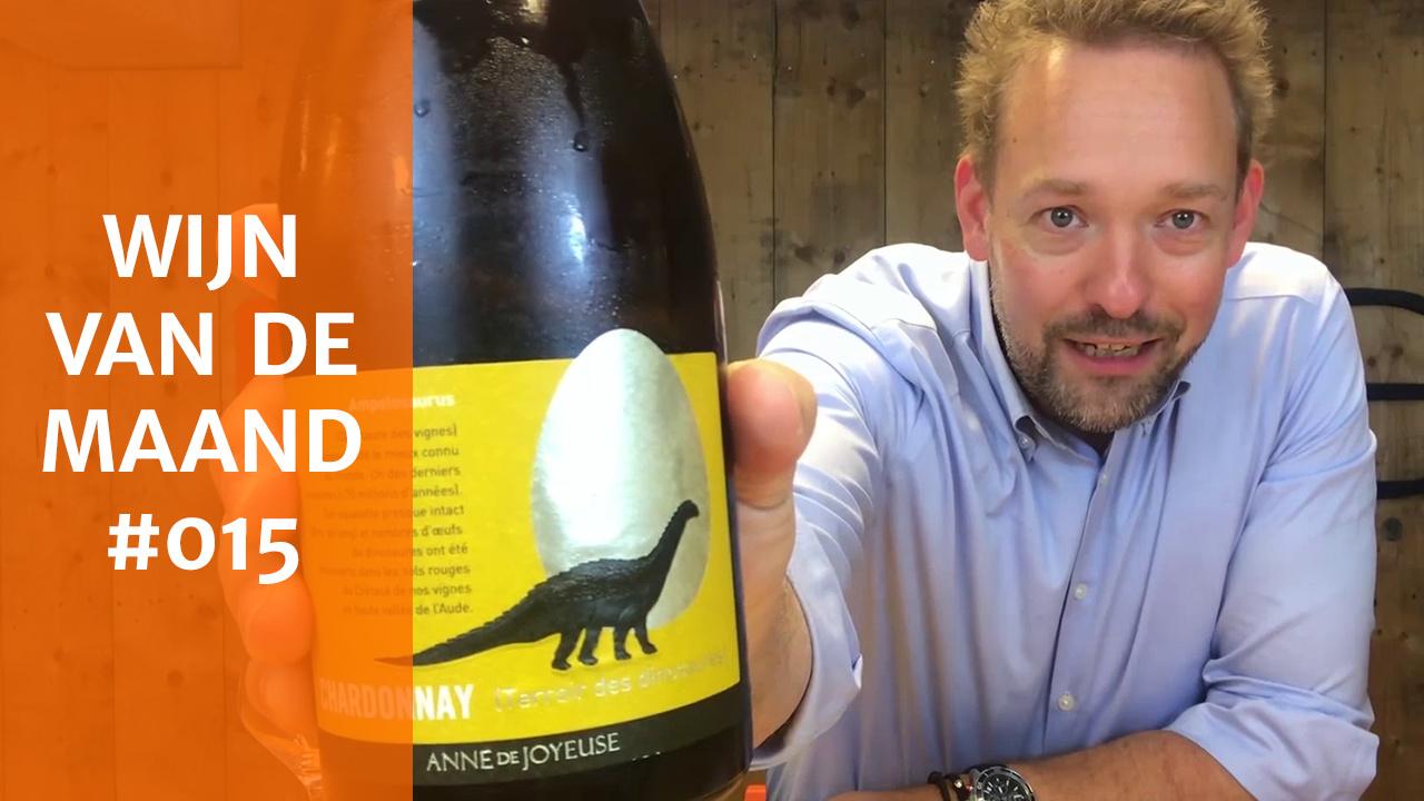 Wijn Van De Maand #015 (September) - Anne De Joyeuse Ampelosaurus Chardonnay