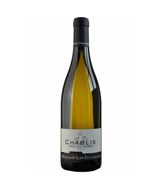 Domaine Roland Lavantureux Chablis Vieilles Vignes 0,750L Wit