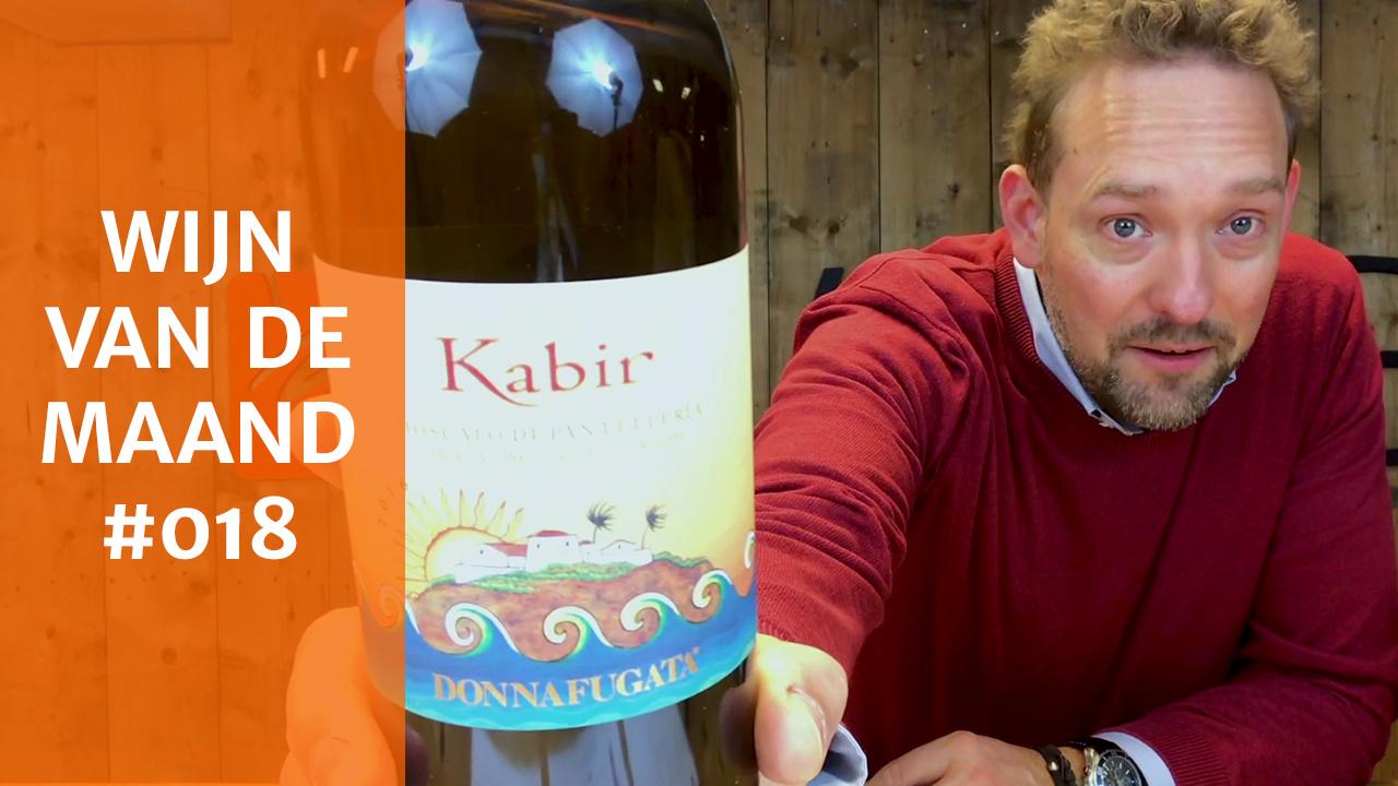 Wijn Van De Maand #018 (December) - Donnafugata Kabir