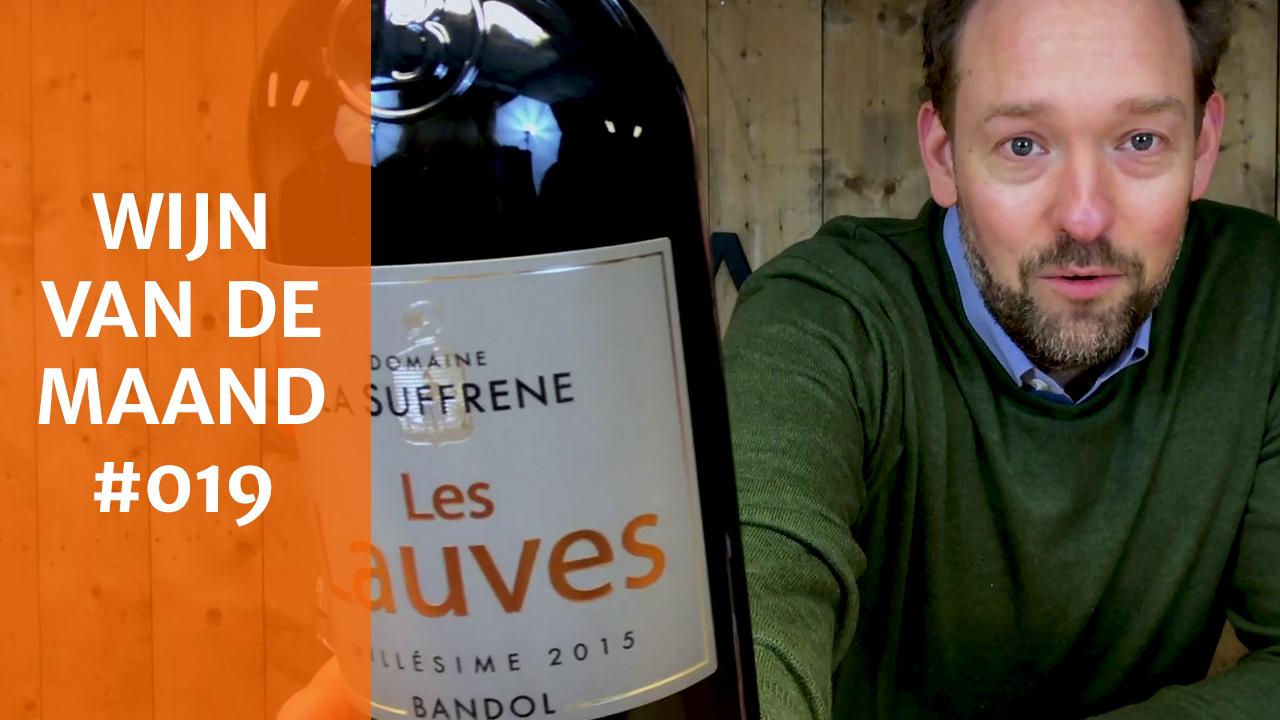 Wijn Van De Maand #019 (Januari) - Domaine la Suffrene Cuvee Les Lauves