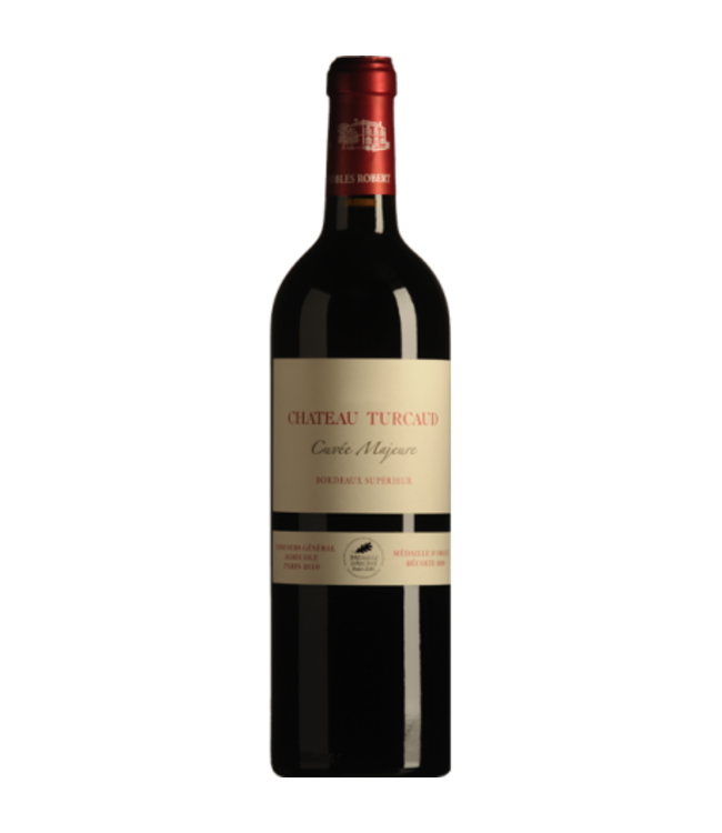 Cuvee Majeure Rouge 0,750L