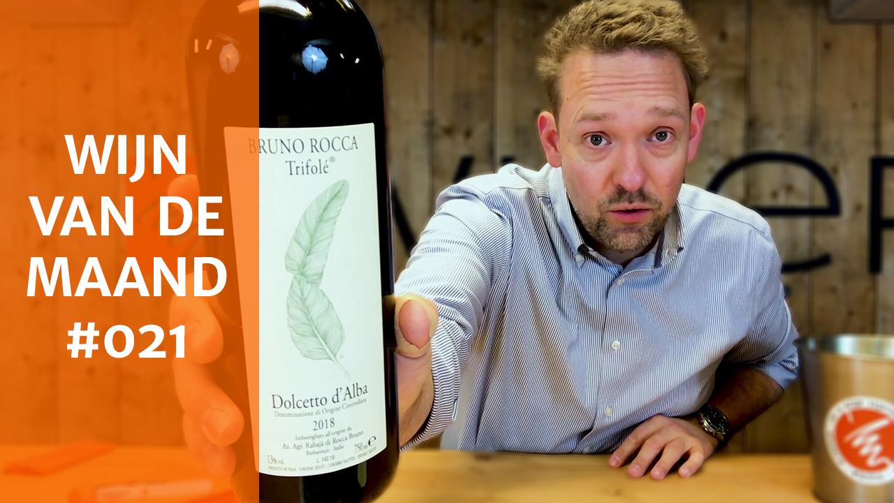 Wijn Van De Maand #021 (Maart) - Bruno Rocca Dolcetto D'Alba Trifolè
