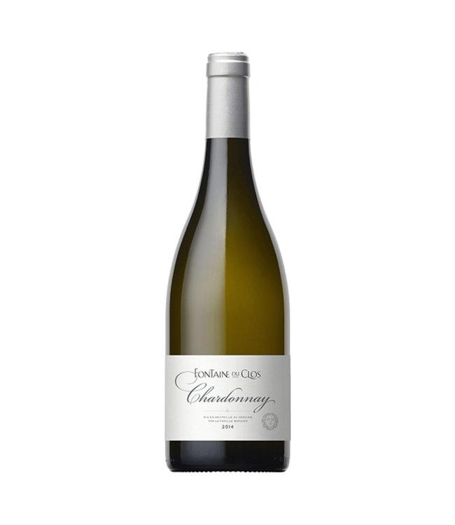 Domaine Fontaine du Clos Chardonnay 0,750L Wit