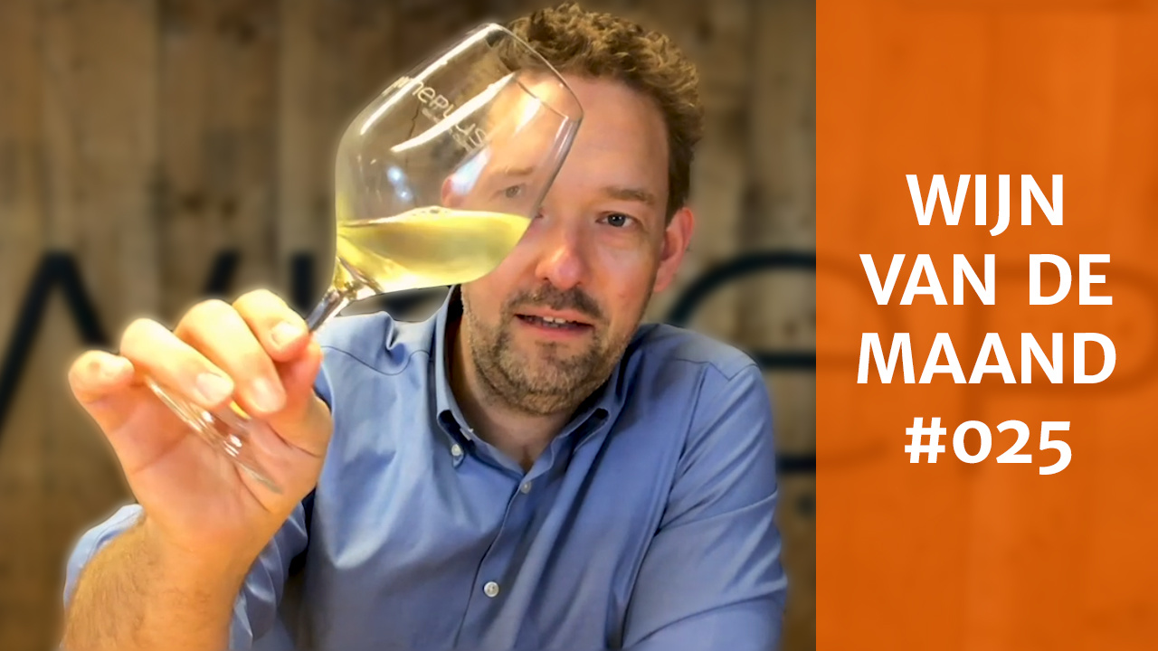 Wijn Van De Maand #025 (Augustus) - Château Montdoyen Un Point C'est Tout Blanc Sec