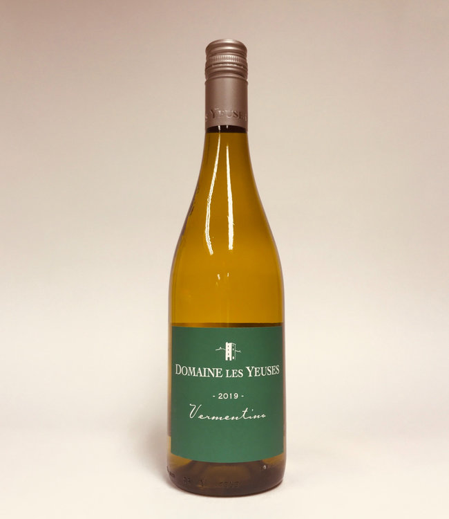 Domaine les Yeuses Vermentino 0,750L Wit