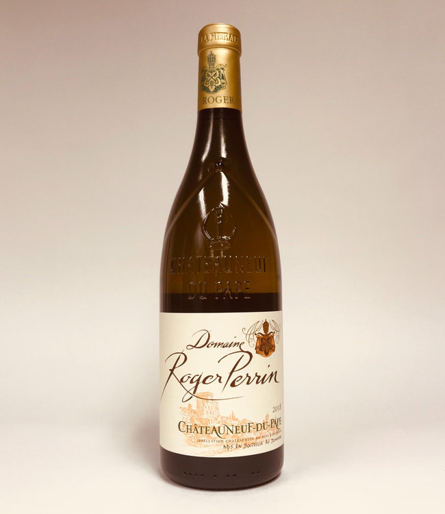 Domaine Roger Perrin Chateauneuf du Pape Blanc 0,750L