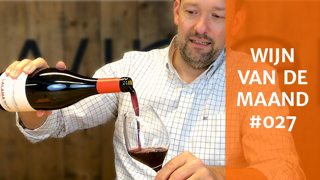 Wijn Van De Maand #027 (Oktober) - Dominio do Bibei Lalama Rood