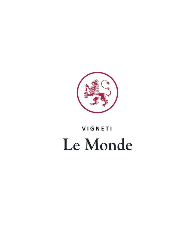 Le Monde .73 Merlot 0,750L Rood