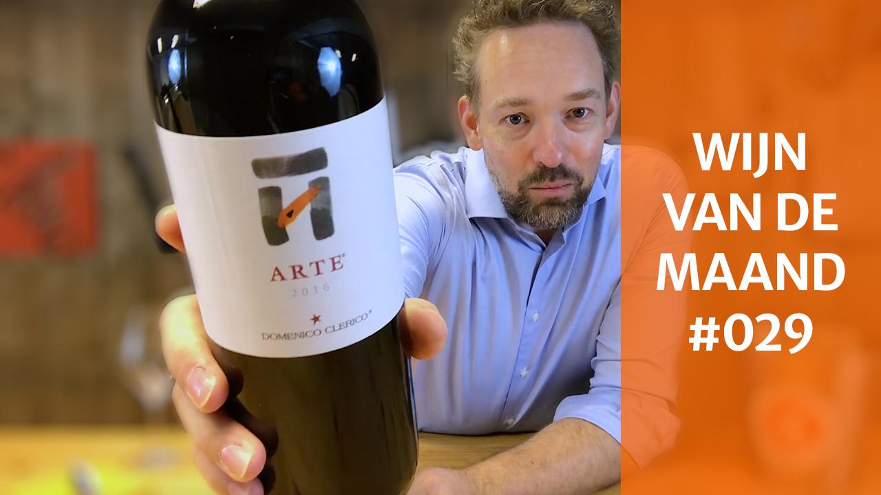 Wijn Van De Maand #029 (December) - Domenico Clerico Arte