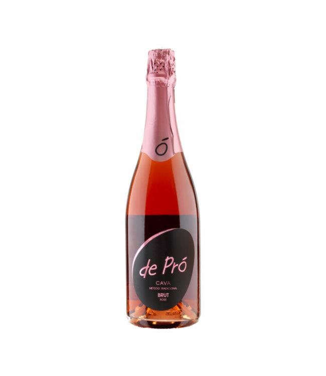 Castell d'Or De Pro Brut Rose 0,750L Mousserend