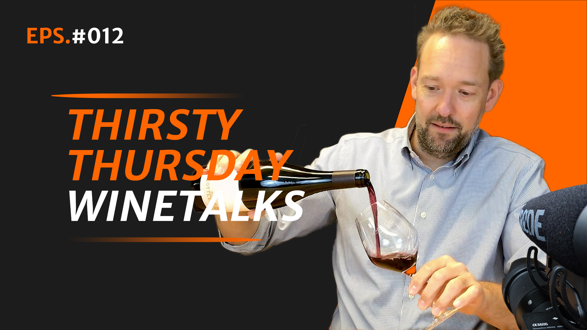 Thirsty Thirsday Winetalks #012