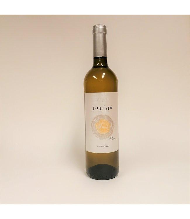 Latido de Sara Chardonnay, Viura 0,750L Wit