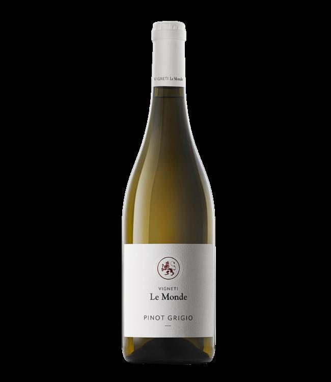Le Monde Pinot Grigio 0,750L Wit