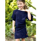 Terry Rich Australia Navy Terry Beach Cover Up for girls