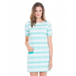 Cabana Life UV Dress Batik Stripe