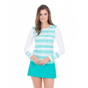 Cabana Life UV Shirt Batik Stripe